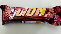 Шоколадный батончик Lion карамель 42 г, фото 1