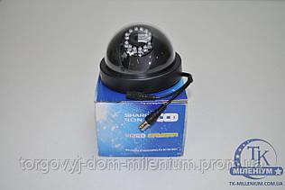 CCD Камера видеонаблюдения внутренняя 12V ALW-521BX/DAB
