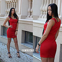 """Стильное платье мини """" Оксфорд """" Dress Code , фото 1"""