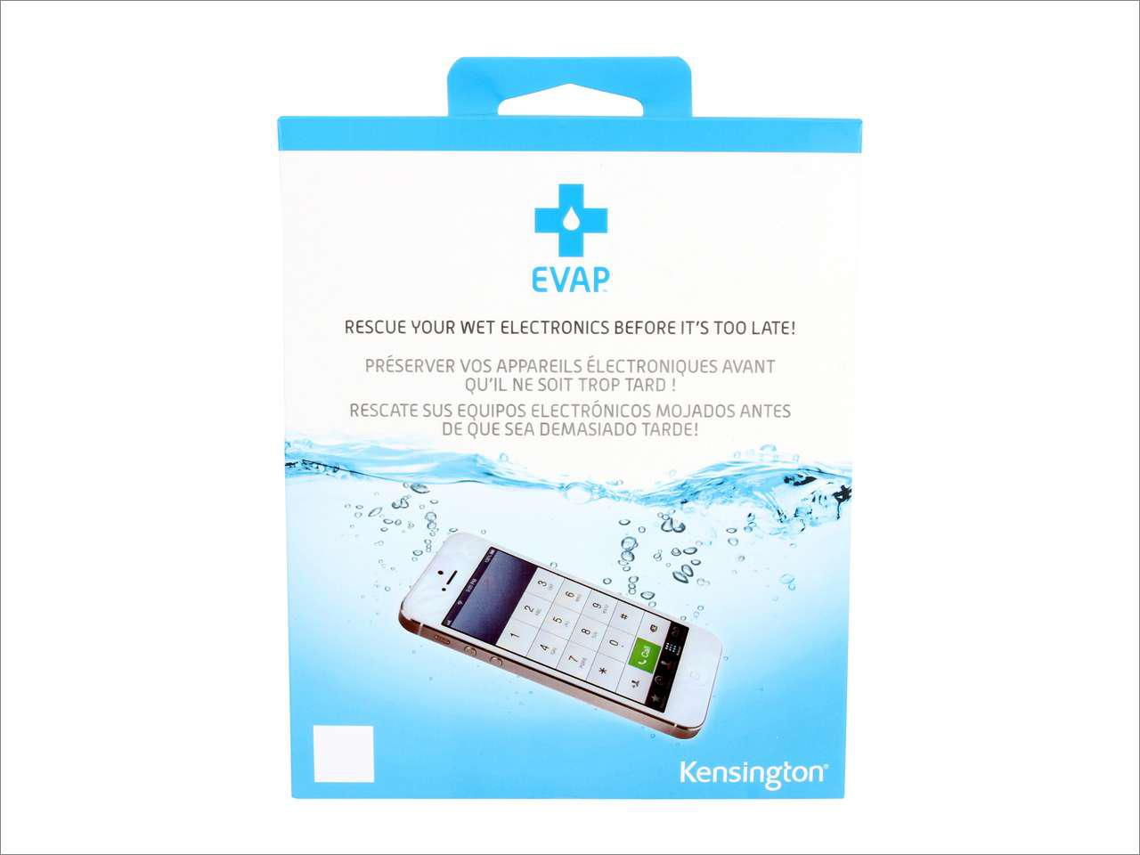 Набор для удаления влаги Kensington EVAP Water Rescue Kit (K39723AM) EAN/UPC: 85896397236