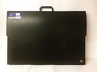 Портфель пластиковый А2 BUROMAX