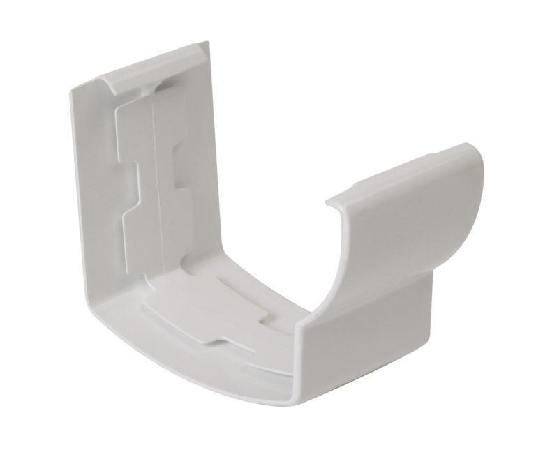 Муфта ринви Nicoll, система 28 Овація, колір білий