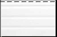 Софит «Альта-Профиль» Белый  3000x232x1,2мм. (0,7м²), Харьков
