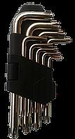 Ключі torx 9шт T10-T50мм CrV // Китай, фото 1