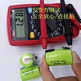 2500mAh1.2V NiMH 3 SC аккумуляторная батарея, фото 2