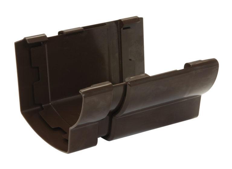 Компенсатор жёлоба Nicoll Ovation, система 28 Овация, цвет коричневый