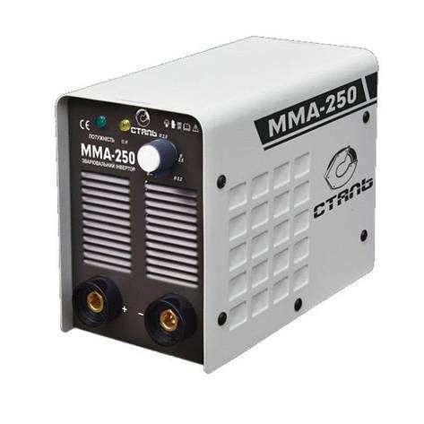 Сварочный инвертор СТАЛЬ ММА-250 Д, фото 2