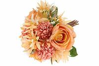 Букет из роз с добавками