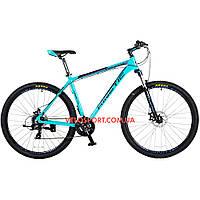 """Горный велосипед Kinetic Crystal 29 дюймов 20"""" сине-черный"""