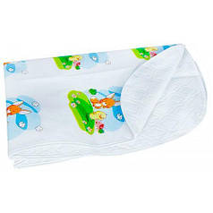 Клеенка для пеленания ребенка (лиса и ципленок), Canpol babies 9/431-2