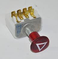 Выключатель аварийной сигнализации с/о (ВК-422)   5320-3710510