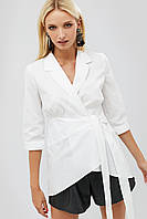 Рубашка женская модная белая ERIOS