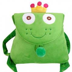 Детский рюкзачок Лягушка, Rock My Baby JR1150F