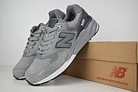Мужские кроссовки Nеw Balance 999 серые Реплика ТОП качества