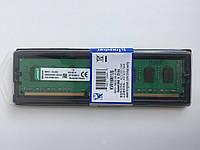 Оперативная память для компьютера ОЗУ Kingston DDR3 8GB 1600Mhz PC3-12800 (KVR16N11/8) для процессоров AMD