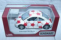Машина металл KINSMART VOLKSWAGEN, 16*8*7 см., фото 1