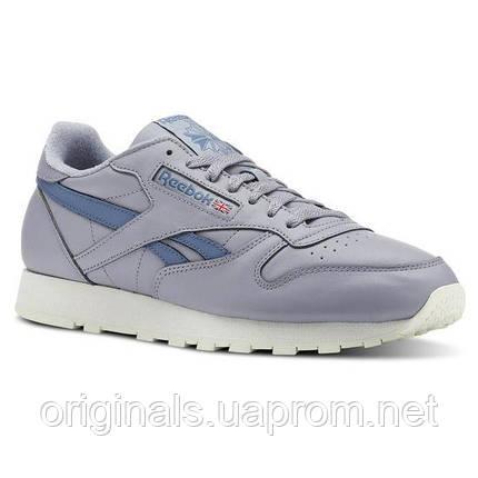 Мужские кроссовки Reebok Classic Leather CN5316, фото 2