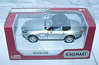 Машина металл KINSMART BMW Z8, 16*8,5*7,5 см.