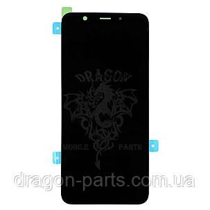 Дисплей Samsung A605 Galaxy A6+ с сенсором Черный Black оригинал , GH97-21878A, фото 2