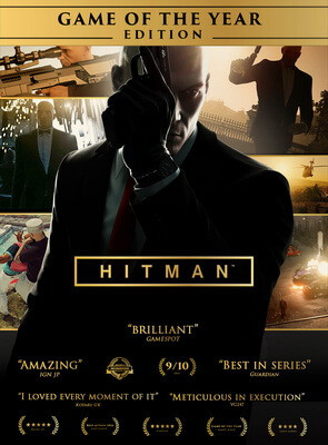 Hitman Game of the Year Edition (PC) Ключ