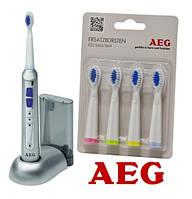 Электрическая зубная щетка AEG EZS 5664 + 4 насадки