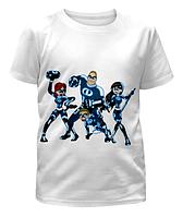 ФутболкаGeekLandСуперсемейка Incredibles  01.03