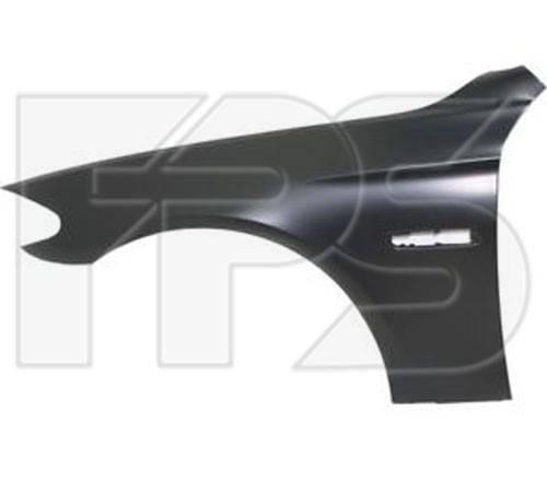 Крыло переднее правое BMW 5 F10 (10-16) с отв., метал (FPS), фото 2