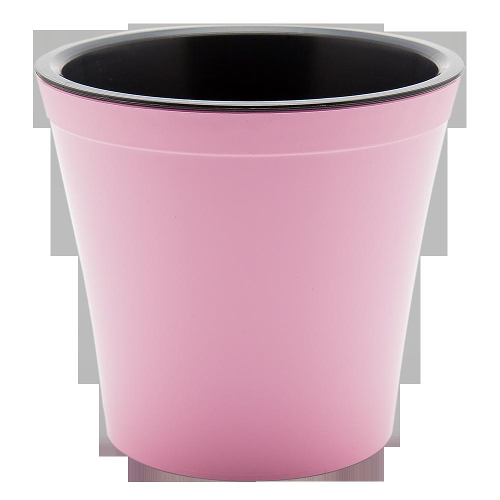 Вазон Орхидея 0,6 л розовый