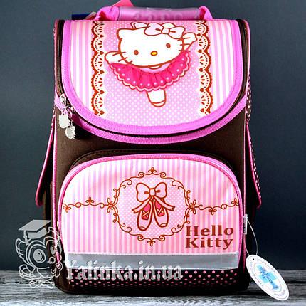 37f68736cf3e Рюкзак школьный каркасный Kite Hello Kitty HK18-501S-1: продажа ...