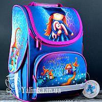 Рюкзак школьный каркасный K18-501S-8 Charming