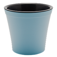 Вазон Орхідея 0,6 л сірий