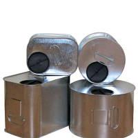 Коробка для зберігання зерна КХОЗ-3,5 л (круглої форми)