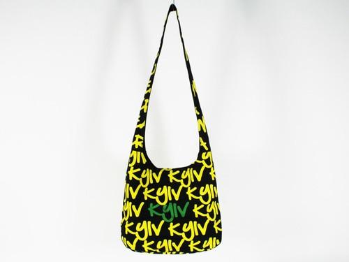 Сумка торба Сити Kyiv цвет чёрный