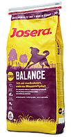 Корм для собак (Йозера) Josera Balance 15 кг для пожилых и малоактивных