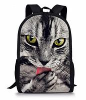 Школьный рюкзак для девочки 44х28см , фото 1