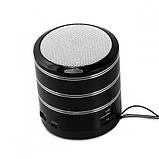 Портативная мини-колонка WSTER QC-18 MP3, USB, CardReader, pадио, фото 2