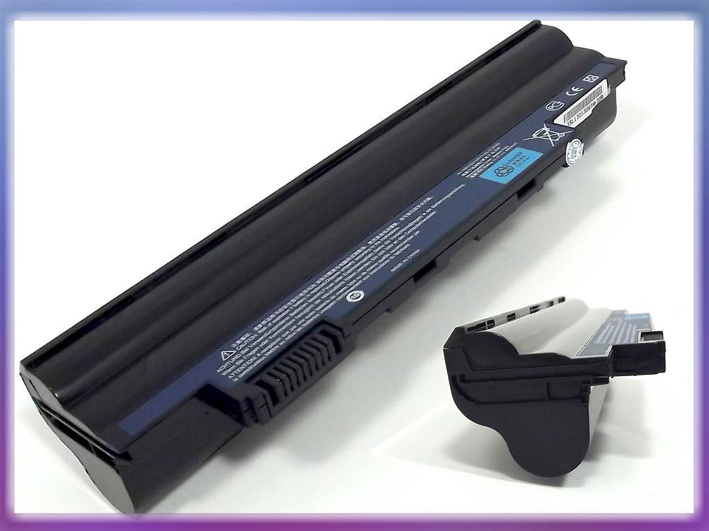 Аккумулятор Acer One D260 ( 10.8V 4400mAh 46WH Black) Цвет Черный.