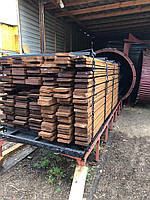 Услуги по термообработке древесины