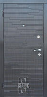 Дверь входная Статус металлическая модель Х217
