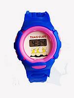 Часы электронные, детские Time Glue Синий