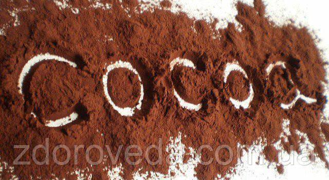 Какао-порошок обезжиренный,  1%, безДОПовый, 250г