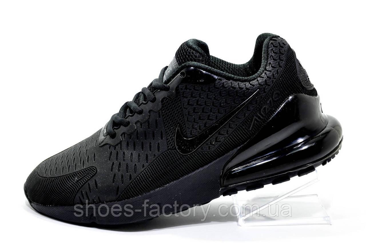 Мужские кроссовки в стиле Nike Air Max 270, All Black