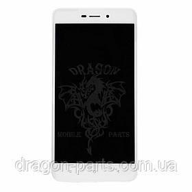 Дисплей Xiaomi Redmi 4A с сенсором Белый White, оригинал