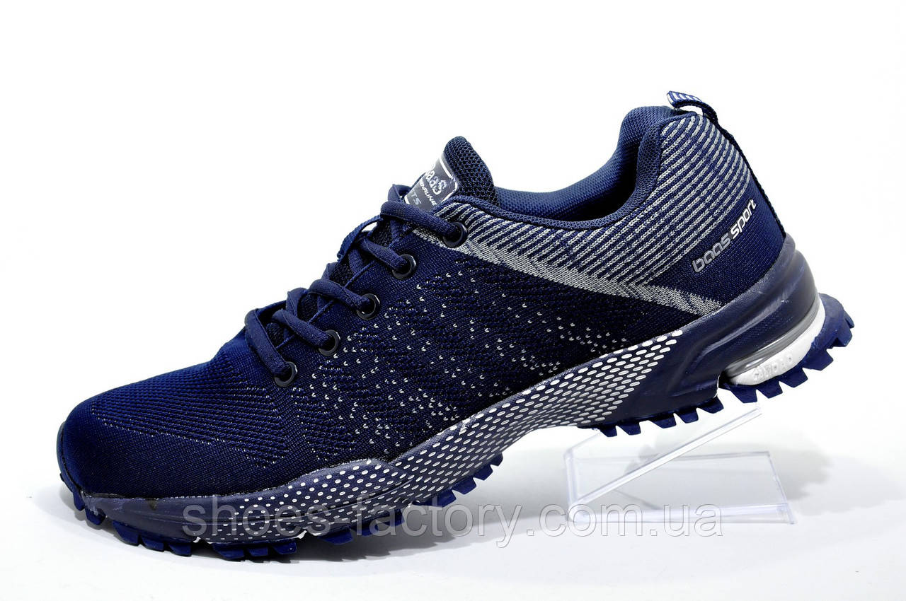 d1ef0df1 Мужские кроссовки для бега Baas Marathon, Dark Blue - Интернет магазин  спортивной обуви Shoes-