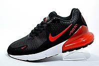 Мужские кроссовки в стиле Nike Air Max 270, Red\Black\White