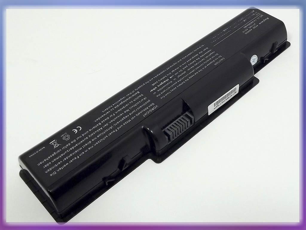 Батарея ACER Aspire 4520 (10.8 -11.1V 4400mAh) Li-Ion 6cell, черная