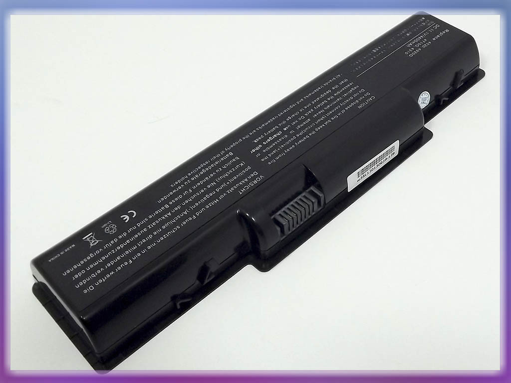 Аккумулятор ACER Aspire 4520 (10.8 -11.1V 4400mAh) Li-Ion 6cell, черна