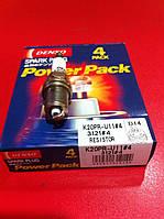 Комплект свечей Ланос 1.6 Авео 1.6 Нексия 1.6 Лачетти 1.6 Denso K20PR