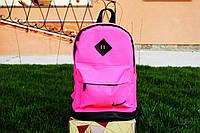 Рюкзак городской  Nike Найк  малиновый  (реплика)