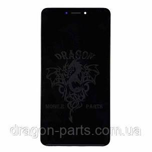 Дисплей Xiaomi Mi Max 2 с сенсором Черный Black, оригинал, фото 2
